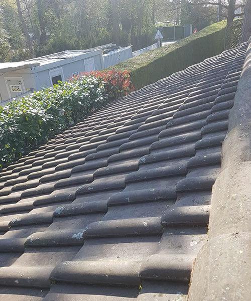 Entretien de toiture après intervention - Kroepfli Toiture